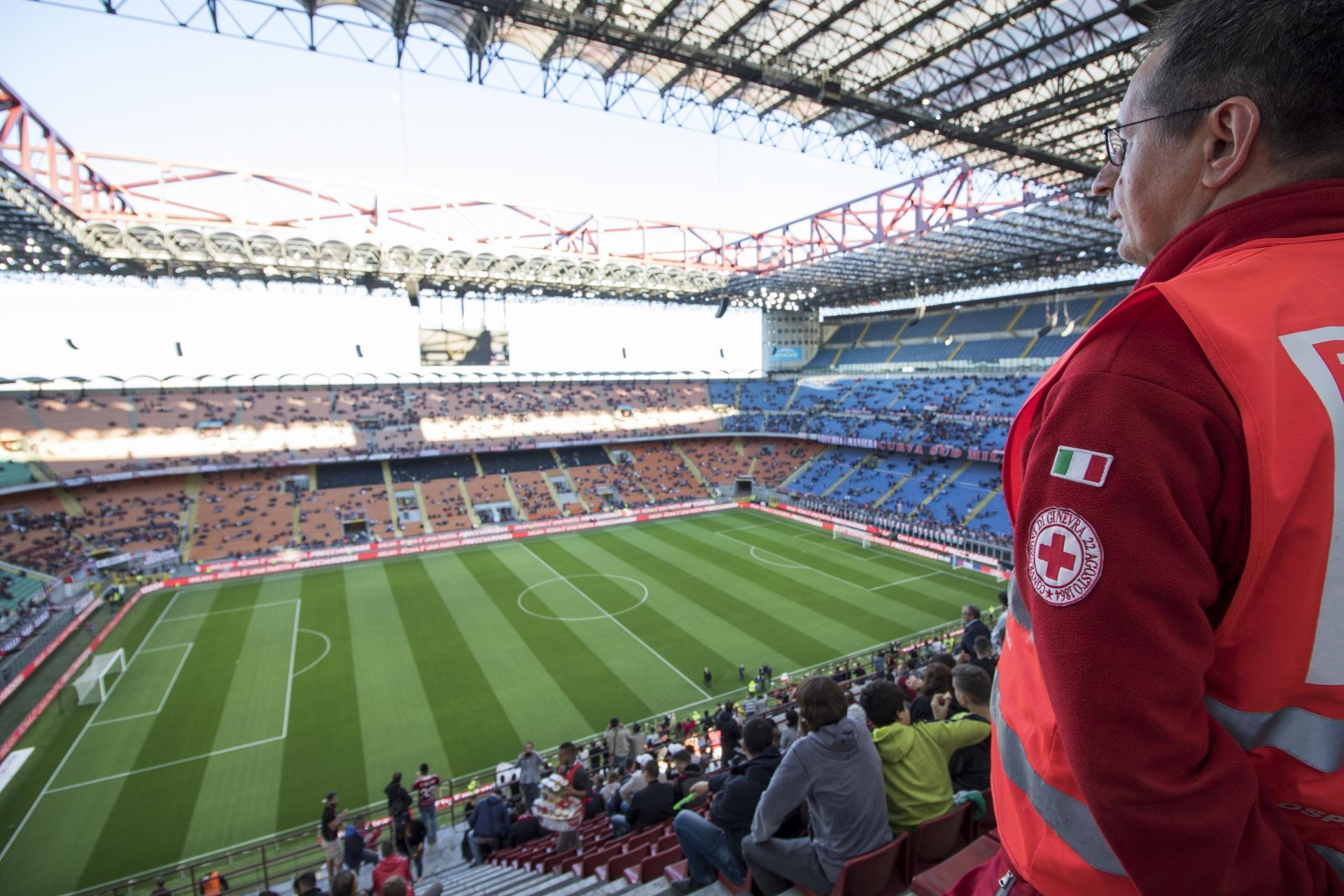 a9aed8b4d699 Croce Rossa Milano - Come funziona l'assistenza sanitaria allo ...